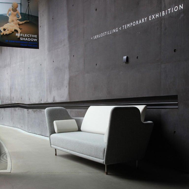 Finn Juhl 57 Sofa by House of Finn Juhl For Sale 4