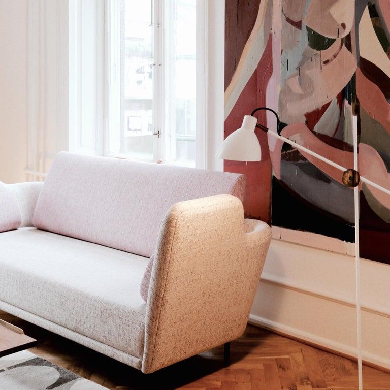 Finn Juhl 57 Sofa by House of Finn Juhl For Sale 6