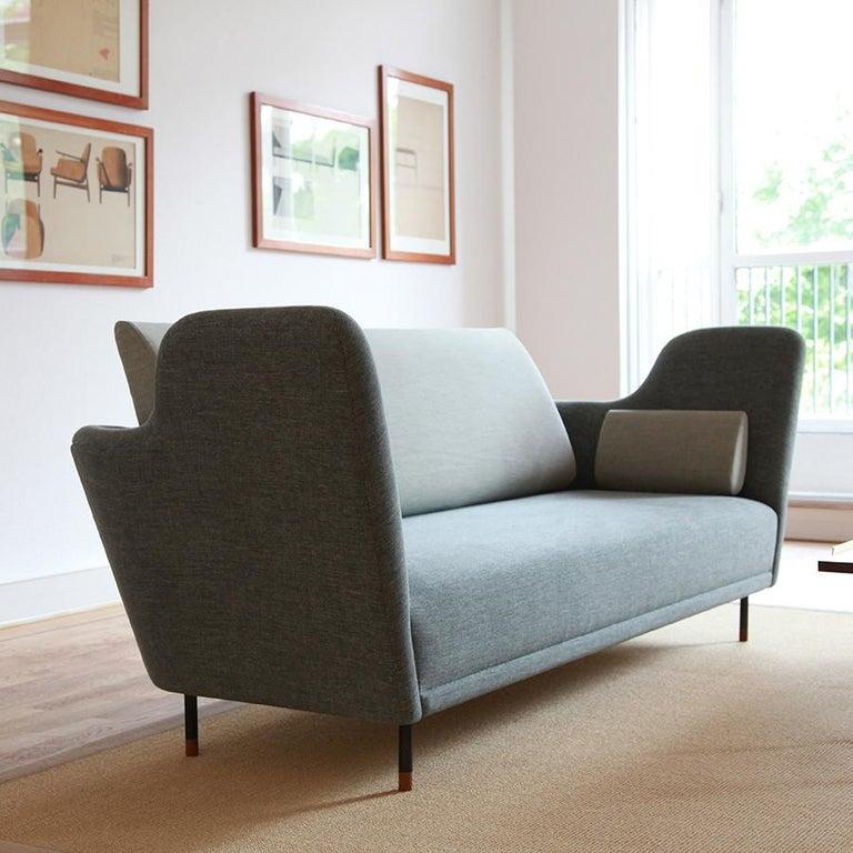Finn Juhl 57 Sofa by House of Finn Juhl For Sale 8