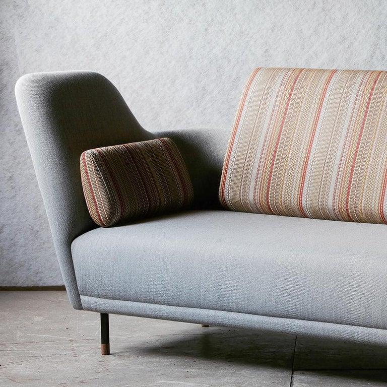 Modern Finn Juhl 57 Sofa by House of Finn Juhl For Sale