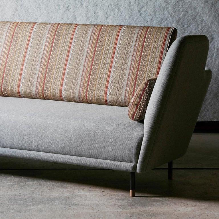 Danish Finn Juhl 57 Sofa by House of Finn Juhl For Sale