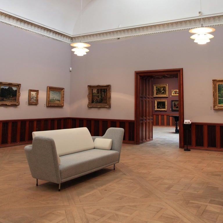 Finn Juhl 57 Sofa by House of Finn Juhl For Sale 1