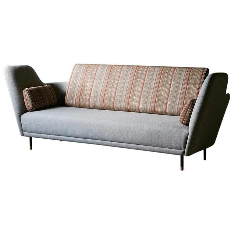 Finn Juhl 57 Sofa by House of Finn Juhl For Sale