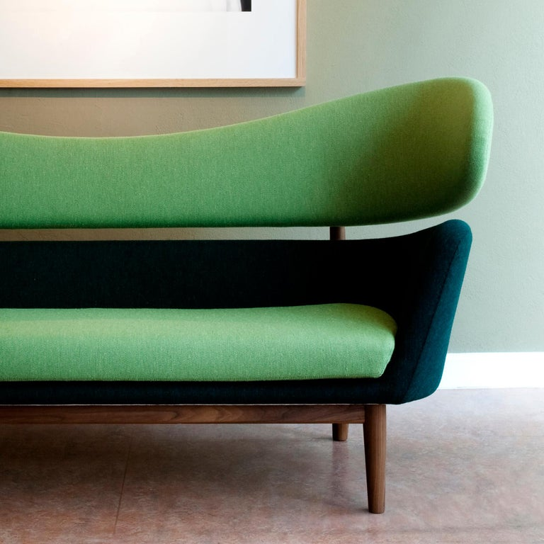 Sofa designed by Finn Jhul