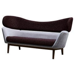 Finn Juhl Baker Sofa Couch Pilot and Harald Fabric