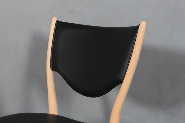 Scandinavian Modern Finn Juhl BO 63 'NV 64' Chair, Bovirke, Denmark, 1950s For Sale