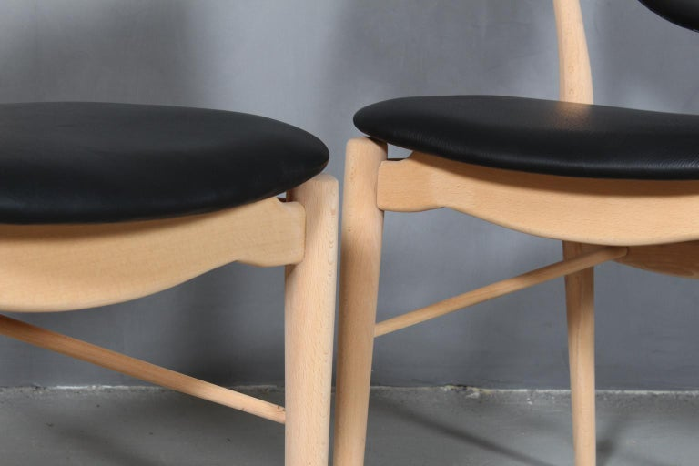 Mid-20th Century Finn Juhl BO 63 'NV 64' Chair, Bovirke, Denmark, 1950s For Sale
