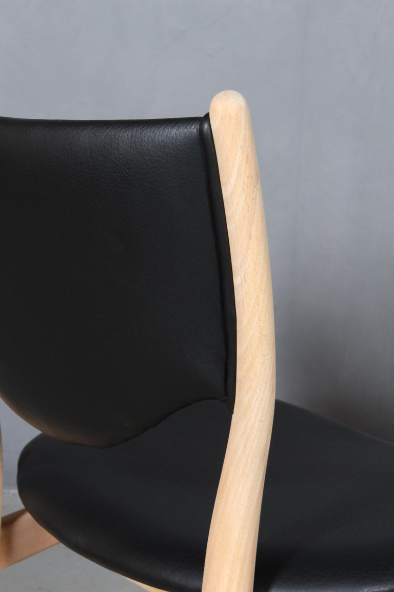 Finn Juhl BO 63 'NV 64' Chair, Bovirke, Denmark, 1950s For Sale 1