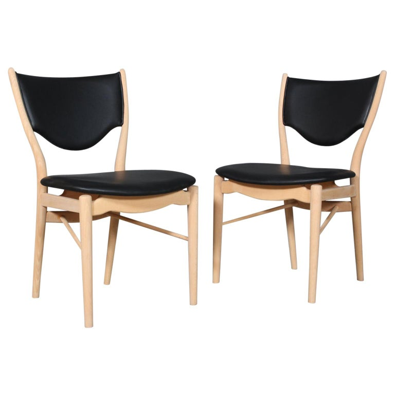 Finn Juhl BO 63 'NV 64' Chair, Bovirke, Denmark, 1950s For Sale