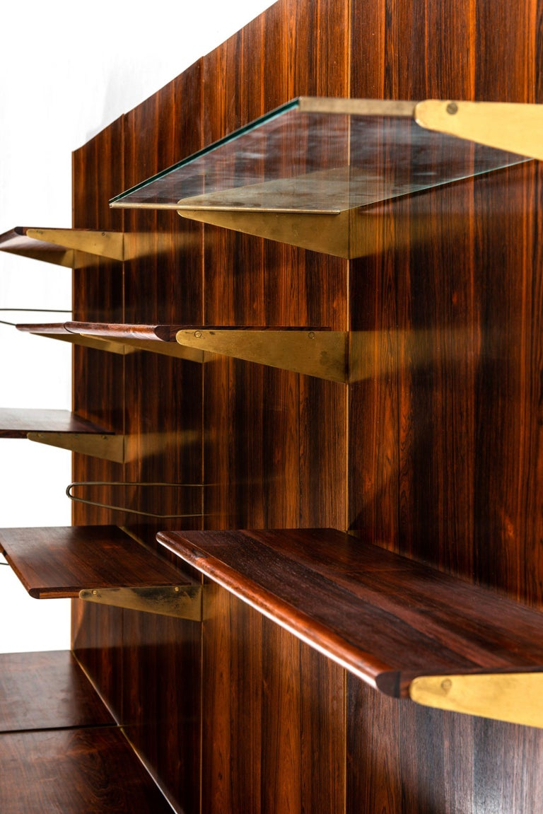 Finn Juhl Bookcase Produced by Bovirke in Denmark For Sale 3