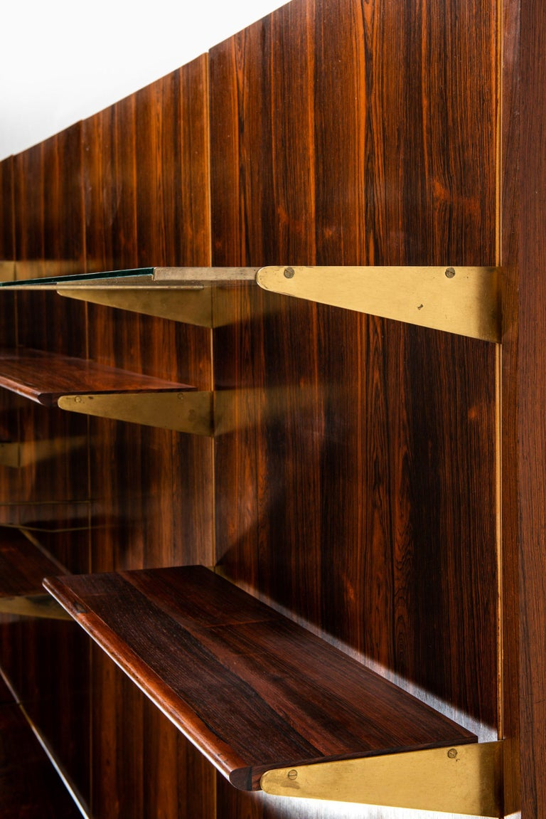 Finn Juhl Bookcase Produced by Bovirke in Denmark For Sale 2