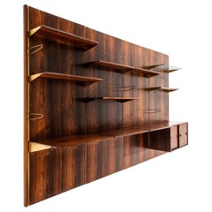 Finn Juhl Bookcase Produced by Bovirke in Denmark
