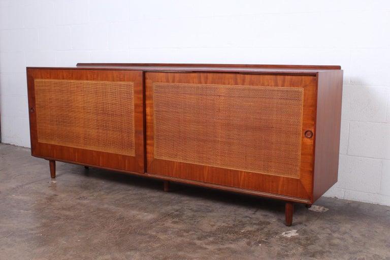 Mid-20th Century Finn Juhl Cabinet for Baker For Sale