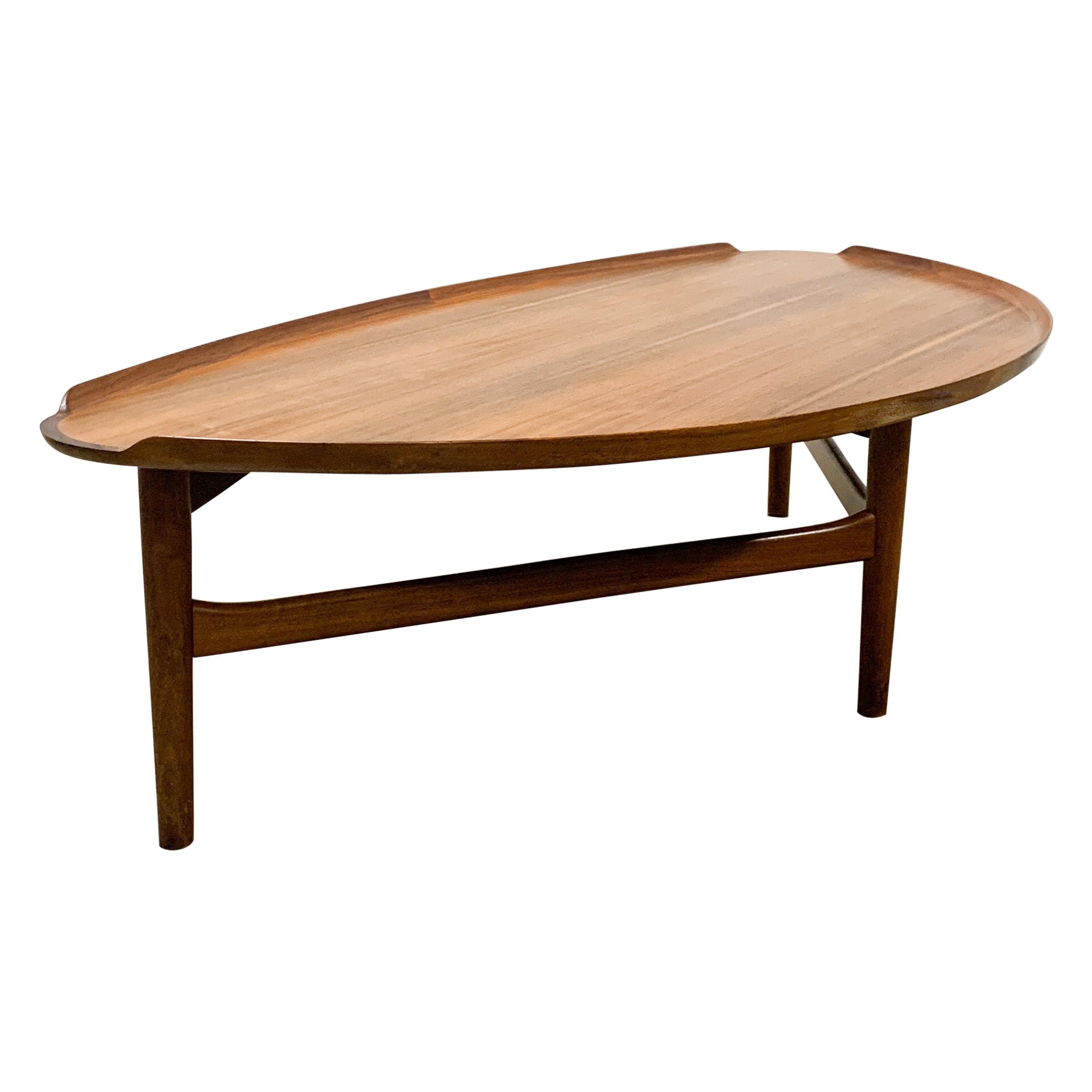 Finn Juhl Coffee Table by Baker Furniture