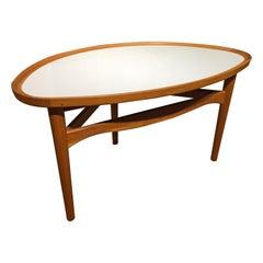 Finn Juhl Coffee Table Fj4850 'the Eye' by Finn Juhl and Onecollection