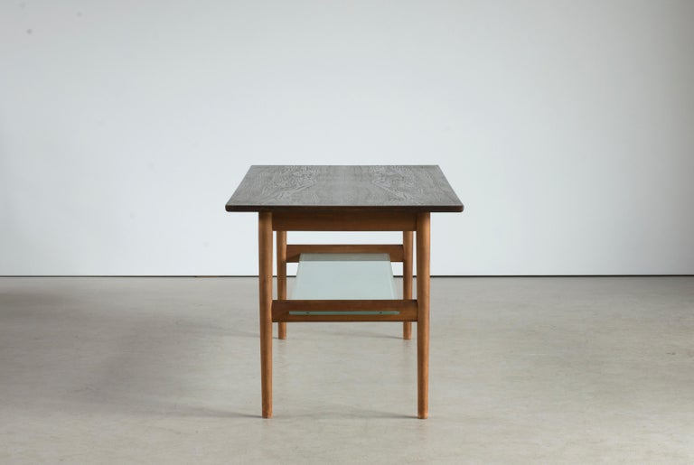 Scandinavian Modern Finn Juhl Coffee Table for Niels Vodder For Sale