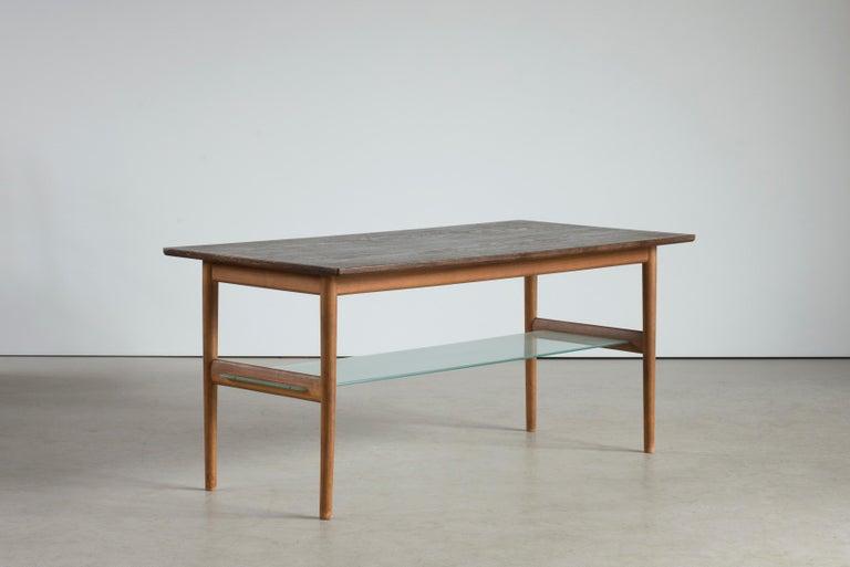 Danish Finn Juhl Coffee Table for Niels Vodder For Sale