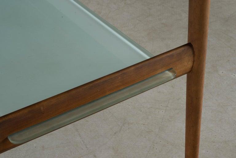 20th Century Finn Juhl Coffee Table for Niels Vodder For Sale