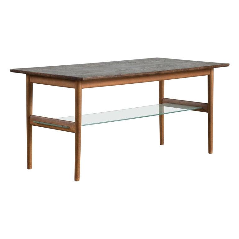 Finn Juhl Coffee Table for Niels Vodder For Sale