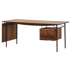 Finn Juhl Desk Model BO-69 Produced by Bovirke in Denmark