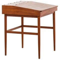 Finn Juhl Desk Model NV-40 by Niels Vodder in Denmark