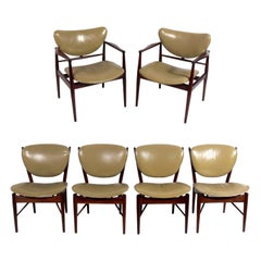Finn Juhl Dining Chairs