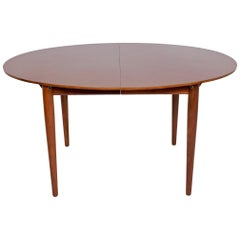 Finn Juhl dinning table for Baker, 1950s