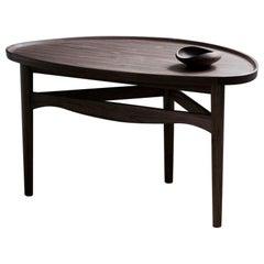Finn Juhl Eye Side Table, Wood