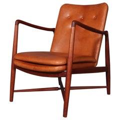Finn Juhl Fireplace Chair, BO-59