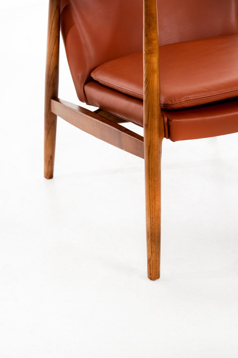 Finn Juhl FJ45 Lounge Chair For Sale 3