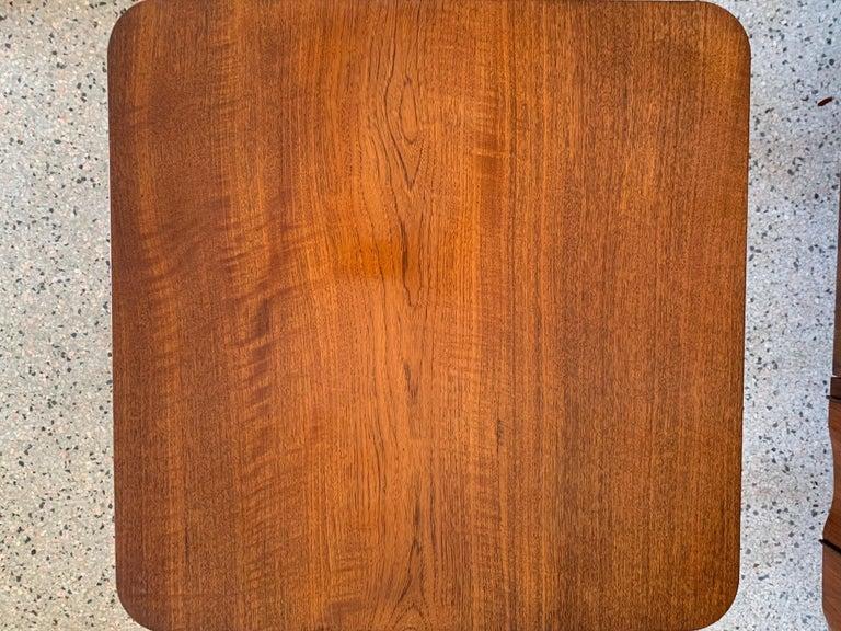 Finn Juhl for Baker Occasional Table For Sale 3