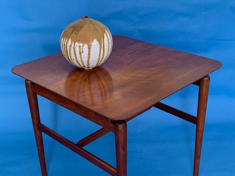 American Finn Juhl for Baker Occasional Table For Sale