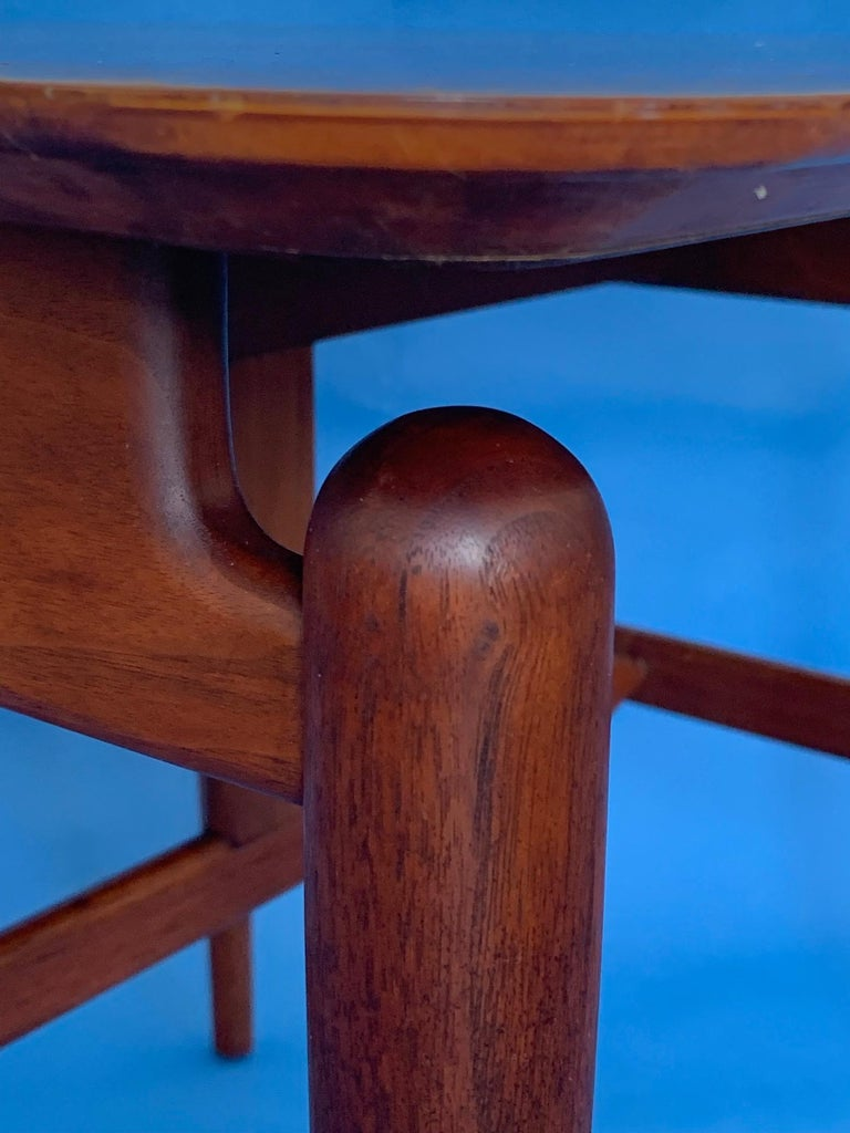 Finn Juhl for Baker Occasional Table In Good Condition For Sale In St.Petersburg, FL