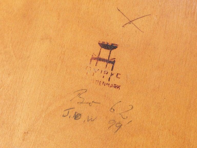 Finn Juhl for Bovirke Set of Four 'Reading Chairs' For Sale 4