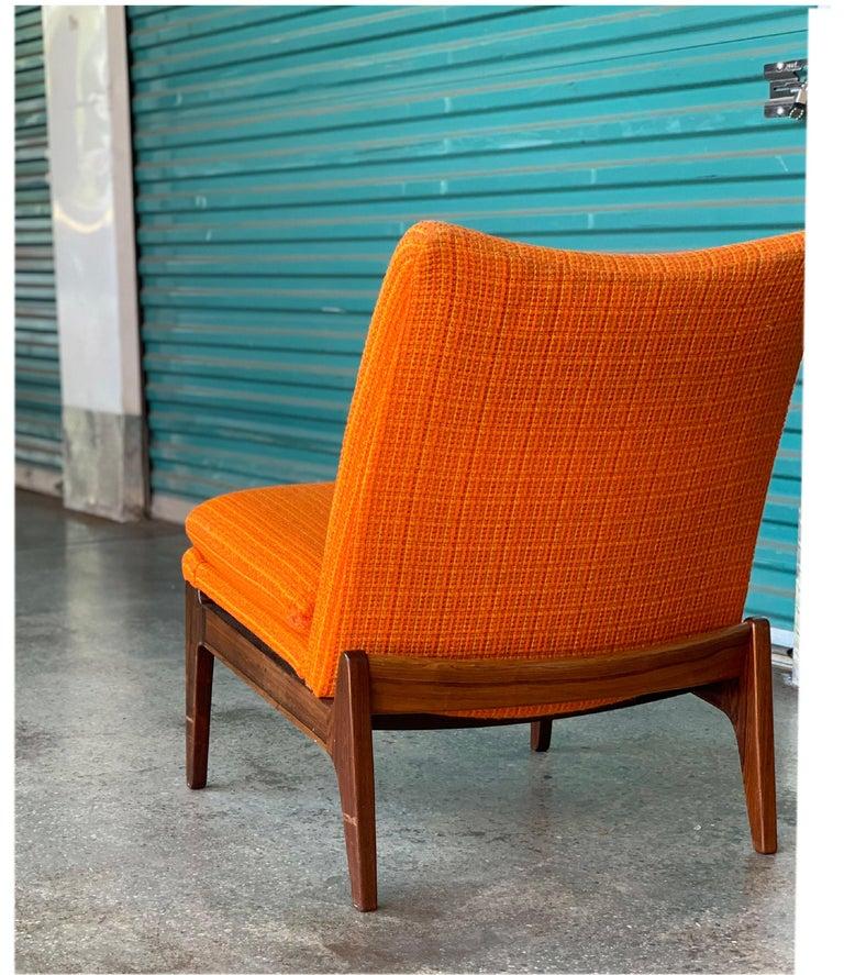 Finn Juhl for Cado Modular Sofa Lounge Armchairs 1950s Signed, Danish Modern For Sale 1