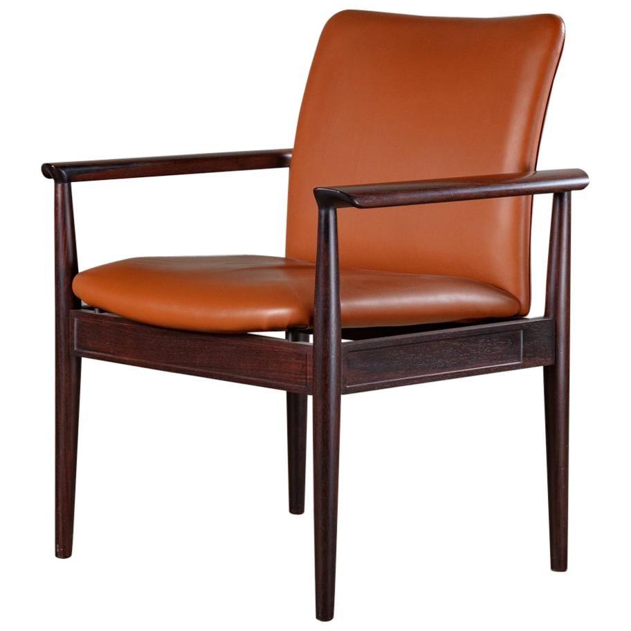 Finn Juhl for France & Son 'Diplomat' Chair