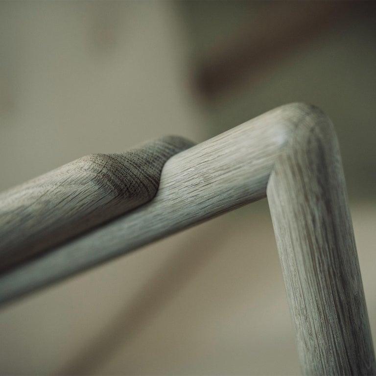 Finn Juhl Grasshopper Armchair, Wood and Leather For Sale 6