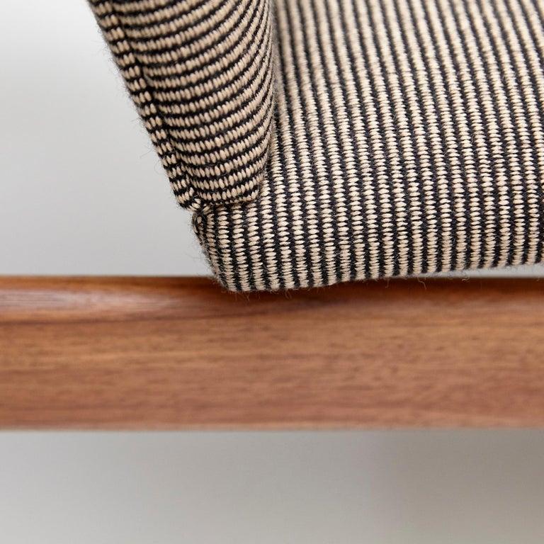 Finn Juhl Japan Series Chair Walnut Raf Simons Kvadrat For Sale 5