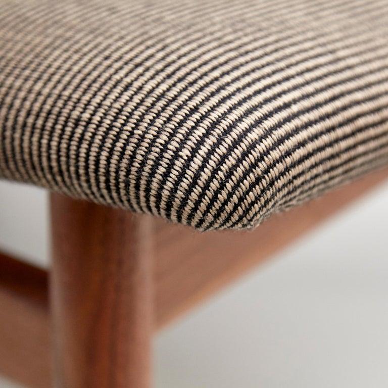 Finn Juhl Japan Series Chair Walnut Raf Simons Kvadrat For Sale 7
