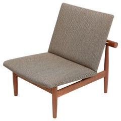 Finn Juhl Japan Series Chair Walnut Raf Simons Kvadrat