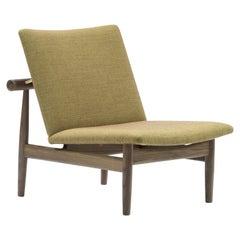 Finn Juhl Japan Series Chair, Wood and Kvadrat Foss
