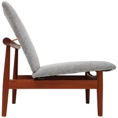 A Finn Juhl Japan chair, Model 137 for France and Son Denmark, 1950s