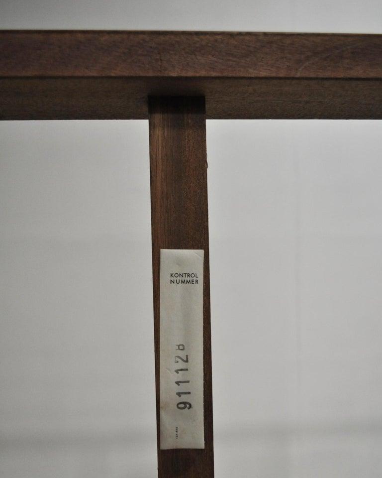 Finn Juhl Modular Rosewood Wall Unit for France & Søn, 1966 For Sale 4