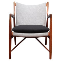 Finn Juhl NV 45 Chair by Niels Vodder