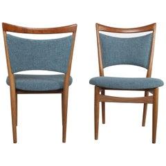 Finn Juhl, Pair of 'SW87' Chairs, 1952