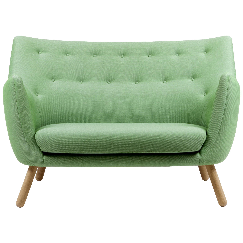 Chesterfield Maison Du Monde green borghese sofa, noé duchaufour lawrance at 1stdibs