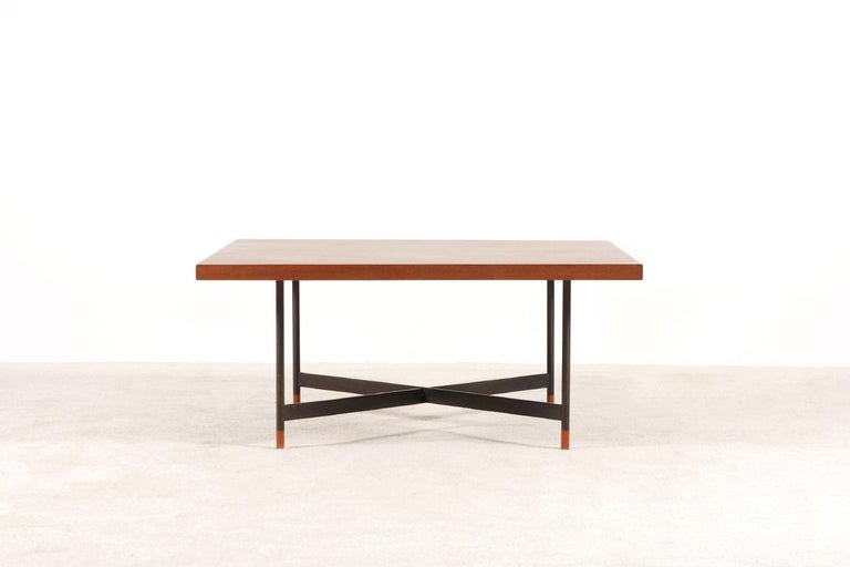 Finn Juhl, Rare Teak Coffee Table FJ-57, 1950s 3