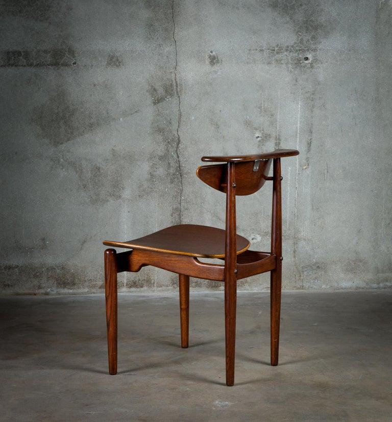 Danish Finn Juhl Reading Chair For Sale