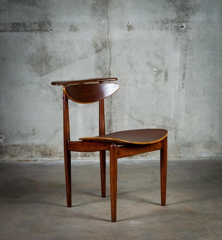 20th Century Finn Juhl Reading Chair For Sale