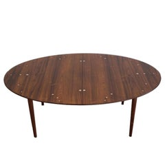 Finn Juhl Rosewood Judas Table for Niels Vodder, 1948